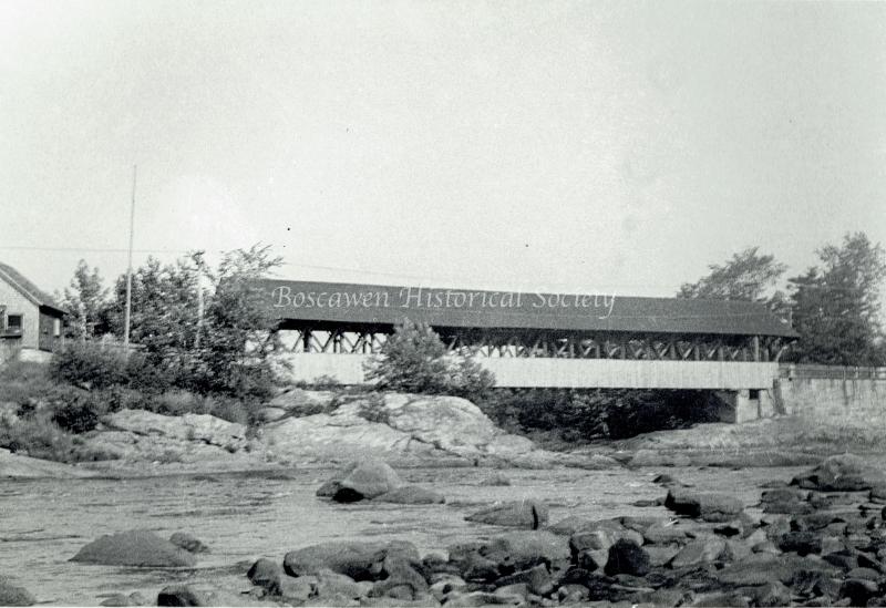 Twin Bridge- Boscawen Side